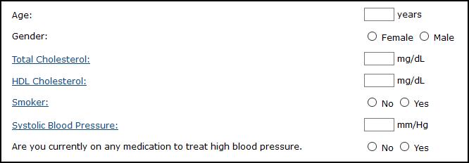 verhoogd cholesterol waarden